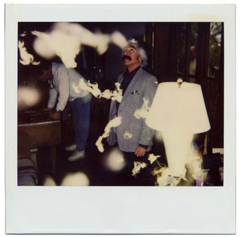 Seeing Things : Ghost Polaroids
